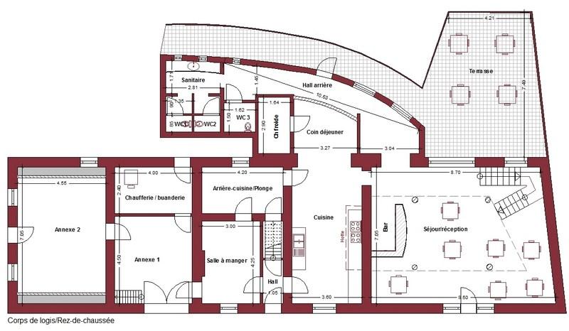 vaste propri t de charme aux nombreuses possibilit s d 39 exploitation. Black Bedroom Furniture Sets. Home Design Ideas